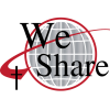 The We Share Program Logo